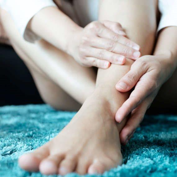 כאבים בכפות הרגליים