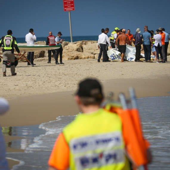 מכת הטביעות בחופי ישראל