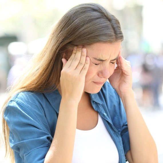 כאבים בעקבות הטיקים